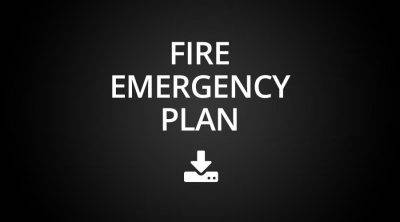 Fire Emergency Plan Guidance